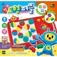 팡팡 도형퍼즐(퓨처e토이)
