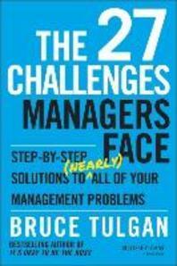 [해외]The 27 Challenges Managers Face (Hardcover)