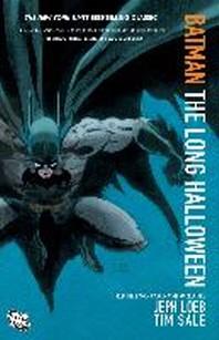 Batman: The Long Halloween -영어판-베트맨