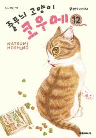줄무늬 고양이 코우메. 12