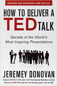 [해외]How to Deliver a Ted Talk