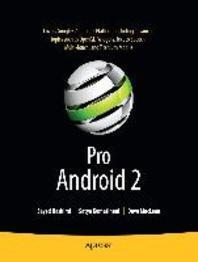 [해외]Pro Android 2 (Paperback)