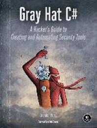 [해외]Gray Hat C# (Paperback)