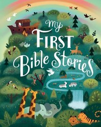 [해외]My First Bible Stories