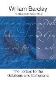 [해외]The Letters to the Galatians and Ephesians (Paperback)