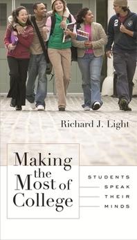 [해외]Making the Most of College (Paperback)