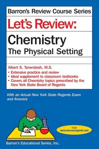 Let's Review: Chemistry