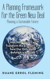 [해외]A Planning Framework for the Green New Deal (Hardcover)