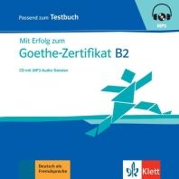 [해외]Mit Erfolg zu Goethe B2. CD zum Testbuch mit mp3-Audiodateien
