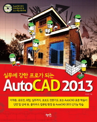 AutoCAD 2013(실무에 강한 프로가 되는)(DVD1장포함)