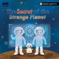 Coding Storybook Level2-11. The Secret of the Strange Planet