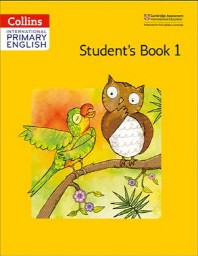 [해외]Collins International Primary English - Cambridge Primary English Student's Book 1 (Paperback)