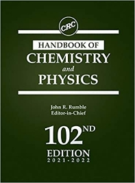 [해외]CRC Handbook of Chemistry and Physics