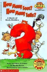 How Many Feet How Many Tails(A Math Reader)(Hello Reader Level 2)