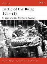 [해외]Battle of the Bulge 1944 (1) (Paperback)