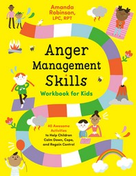 [해외]Anger Management Skills Workbook for Kids