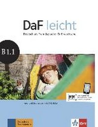 [해외]Daf Leicht B1.1 -Livre + Cahier + Dvd-Rom