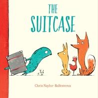 [해외]The Suitcase (Hardcover)