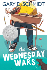 The Wednesday Wars (2008 Newbery Medal Honor)(Paperback)