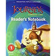 [해외]Common Core Reader's Notebook Consumable Volume 1 Grade 1 (Paperback)