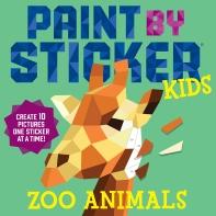 [해외]Paint by Sticker Kids