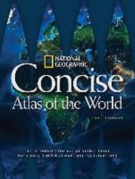 [해외]National Geographic Concise Atlas of the World, 4th Edition
