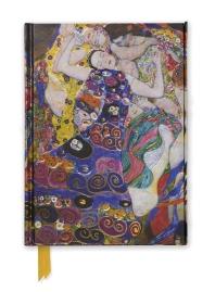 Klimt: The Virgin (Foiled Journal)