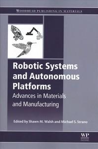 [해외]Robotic Systems and Autonomous Platforms