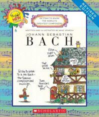 [해외]Johann Sebastian Bach (Revised Edition) (Getting to Know the World's Greatest Composers) (Library Edition) (Hardcover)