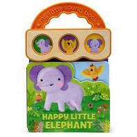 Happy Little Elephant