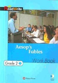 AESOPS FABLES WORK BOOK(CD1장포함)(Extensive ReadWrite 시리즈 GRADE 2-1)