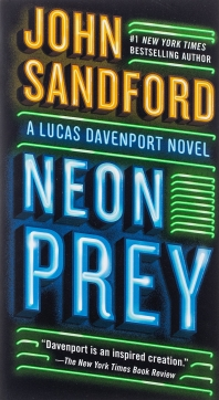 [해외]Neon Prey (Mass Market Paperbound)