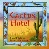 [해외]Cactus Hotel (Paperback)