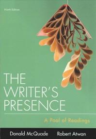 [해외]The Writer's Presence