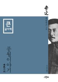 풍월이야기: 글자책(루쉰문고 15)