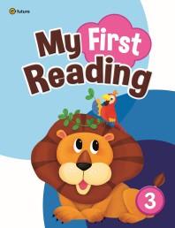 My First Reading. 3(CD1장포함)