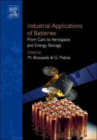 [해외]Industrial Applications of Batteries (Hardcover)