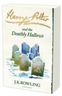 Harry Potter Deathly Hallows (UK signature edition)