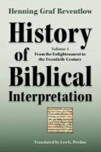 History of Biblical Interpretation, Vol. 4