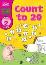 COUNT TO 20: PRE SCHOOL STAGE 2(FARM FUN WORKBOOK (팜 펀 워크북))