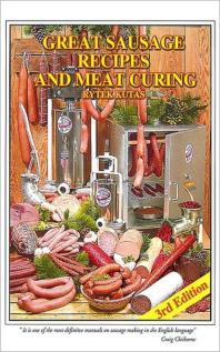 [해외]Great Sausage Recipes and Meat Curing