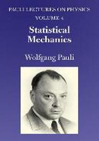 [해외]Statistical Mechanics, Volume 4