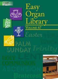 [해외]Easy Organ Library, Vol 67