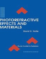 Photorefractive Effects & Materials