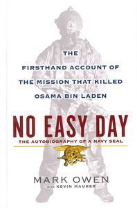 [해외]No Easy Day (Hardcover)
