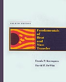 Fundamentals of Heat and Mass Transfer, 4/E