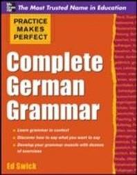 [해외]Complete German Grammar (Paperback)