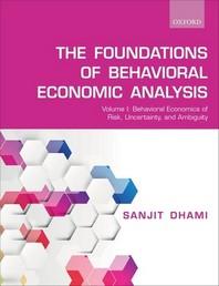 [해외]Foundations of Behavioral Economic Analysis