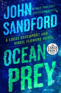 [해외]Ocean Prey (Paperback)