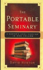 [해외]The Portable Seminary (Hardcover)
